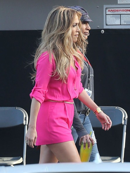 1aa91af0e93d More Pics of Jennifer Lopez Romper (17 of 22) - Pants   Shorts Lookbook -  StyleBistro