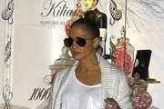 Jennifer Lopez Aviator Sunglasses