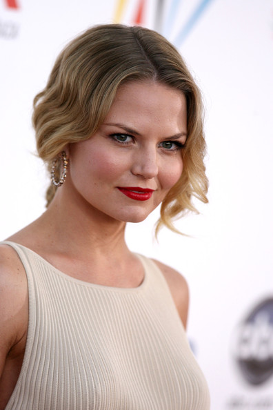 Jennifer Morrison Diamond Hoops