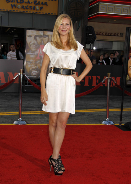 Jennifer Westfeldt Oversized Belt