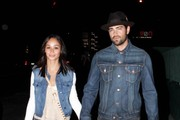 Jesse Metcalfe Denim Jacket