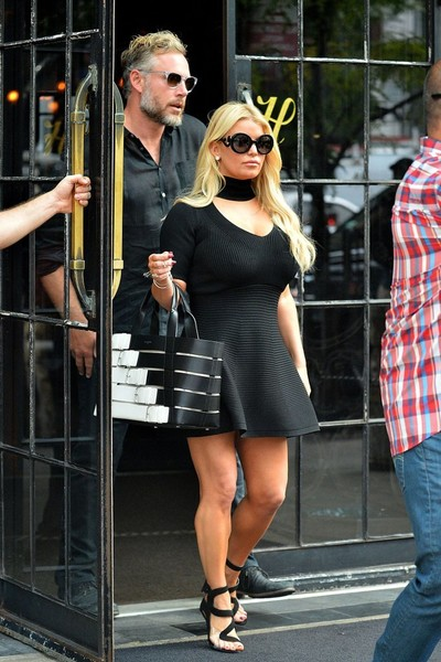 Jessica Simpson Little Black Dress