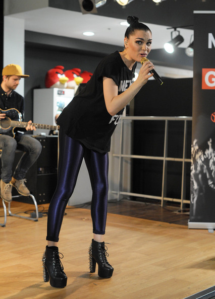 More Pics of Jessie J Ankle Boots (3 of 12) - Ankle Boots Lookbook - StyleBistro