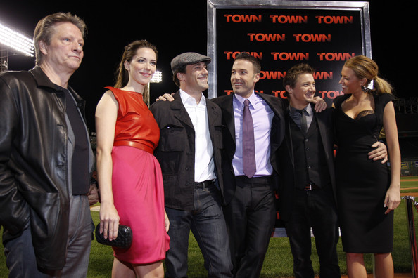 """The Town"" Boston Premiere In Fenway Park - Arrivals"