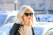 Julianne Hough Cateye Sunglasses