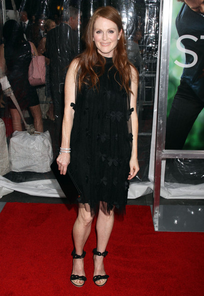 Julianne Moore Evening Sandals