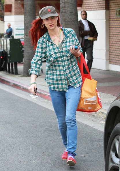 Juliette Lewis Button Down Shirt