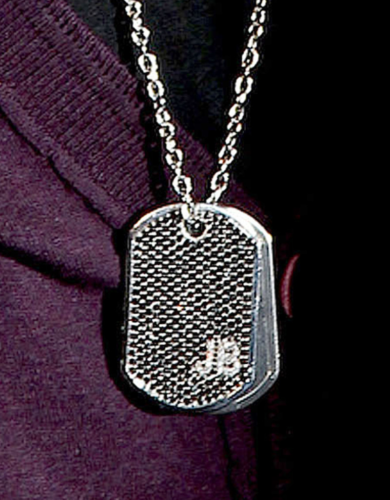 more pics of justin bieber tag necklace 10 of 17