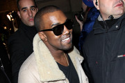 Kanye West Turned Away from Paris Fashion Front Rows
