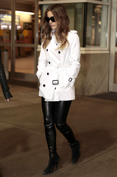 Kate Beckinsale Ankle boots