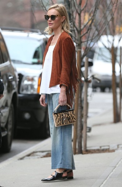 Look of the Day, April 15th: Kate Bosworth's Killer Street ...