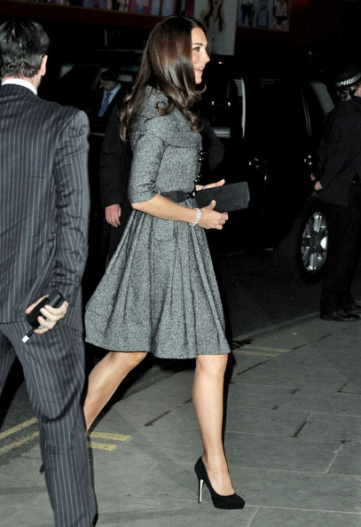 More Pics of Kate Middleton Pumps (1 of 18) - Kate Middleton Lookbook - StyleBistro