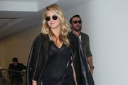 Kate Upton Mid-Calf Boots
