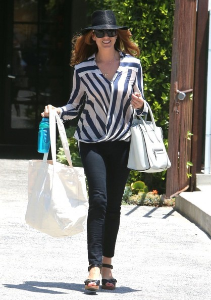 Kate Walsh Print Blouse