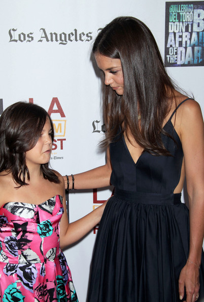 """2011 LAFF - """"Don't Be Afraid Of The Dark"""" Premiere - Arrivals"""