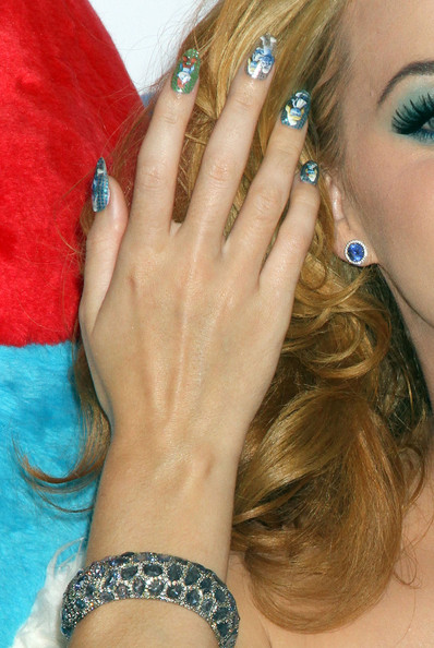 Katy Perry Nail Art []