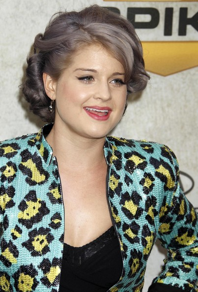 kelly osborne hairstyles. Kelly Osbourne Hair