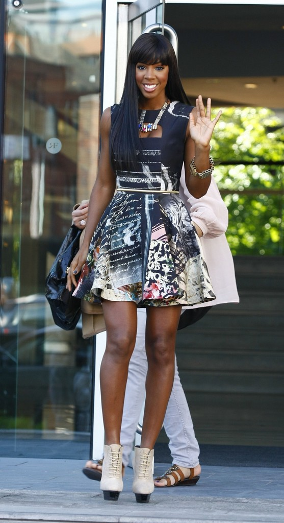 Kelly Rowland Cocktail Dress Kelly Rowland Clothes Looks