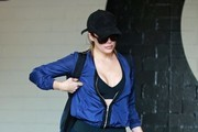 Khloe Kardashian Zip-up Jacket
