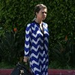 Kourtney Kardashian in Zig-Zags