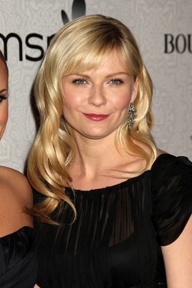 Kirsten Dunst Medium Wavy Cut  Kirsten Dunst Medium Hair