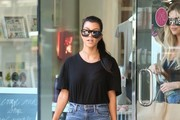 Kourtney Kardashian Evening Sandals