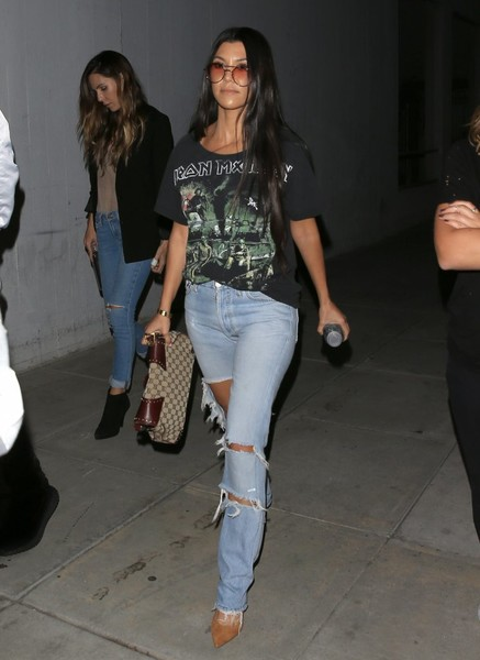 Kourtney Kardashian Graphic Tee