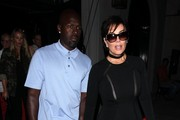Kris Jenner Little Black Dress