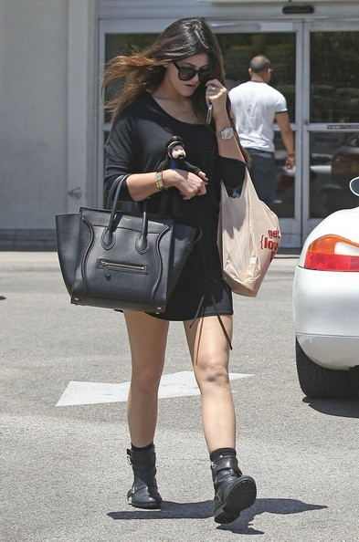 Kylie Jenner Little Black Dress
