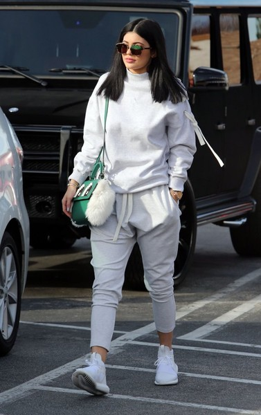 Kylie Jenner Turtleneck