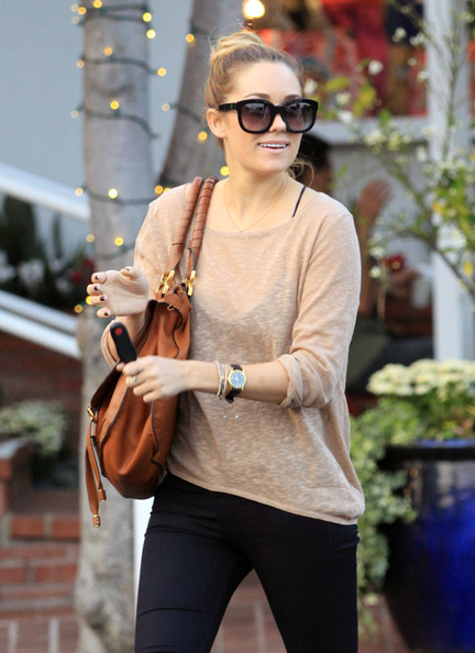 More Pics of Lauren Conrad Classic Bun (1 of 13) - Lauren Conrad Lookbook - StyleBistro