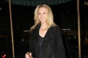 Lisa Kudrow Pea Coat