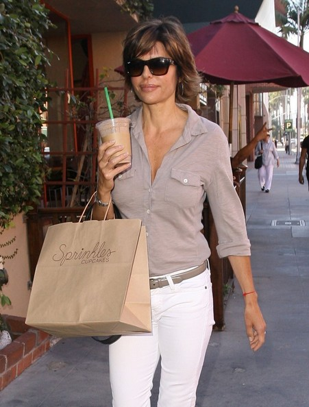 Lisa Rinna Wayfarer Sunglasses