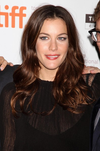 Liv Tyler Cat Eyes