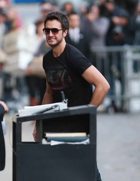 More Pics of Luke Bryan T-Shirt (1 of 11) - Luke Bryan Lookbook - StyleBistro
