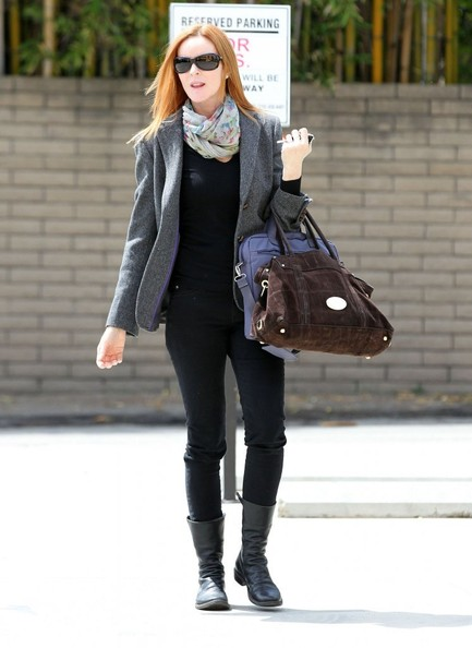 More Pics of Marcia Cross Tweed Jacket (5 of 10) - Tweed Jacket Lookbook - StyleBistro
