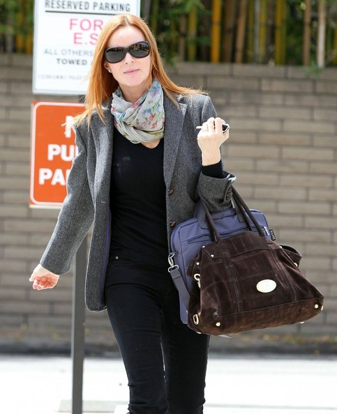 More Pics of Marcia Cross Tweed Jacket (4 of 10) - Tweed Jacket Lookbook - StyleBistro