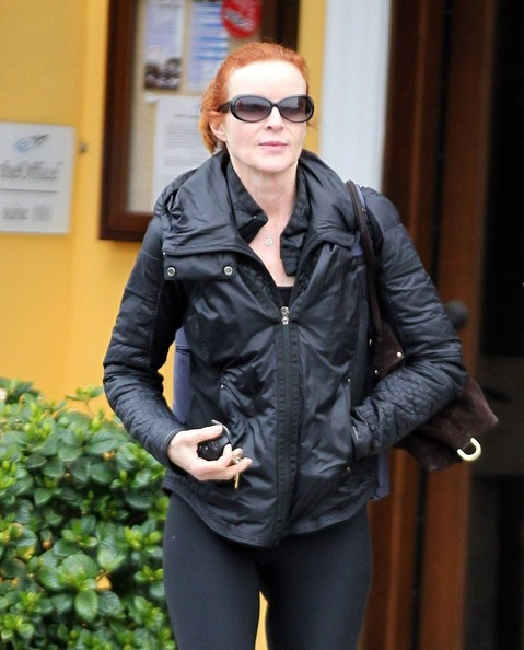 Marcia Cross Down Jacket