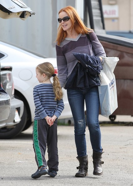 More Pics of Marcia Cross V-neck Sweater (1 of 32) - V-neck Sweater Lookbook - StyleBistro