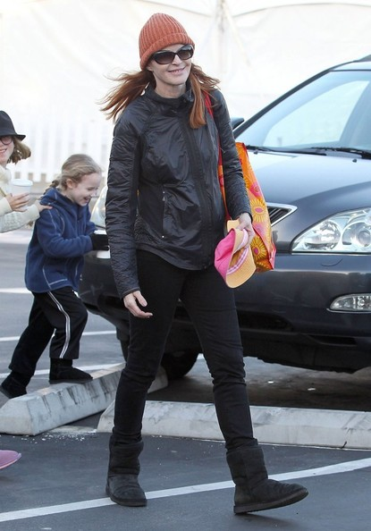 More Pics of Marcia Cross Knit Beanie (1 of 11) - Marcia Cross Lookbook - StyleBistro