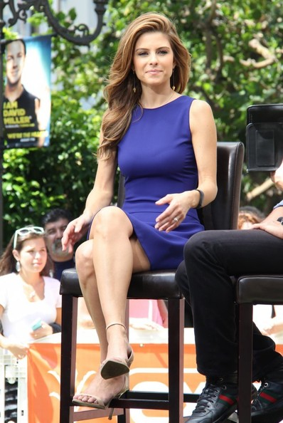 More Pics of Maria Menounos Cocktail Dress (1 of 25) - Maria Menounos Lookbook - StyleBistro