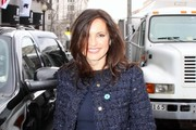 Mariska Hargitay Tweed Jacket