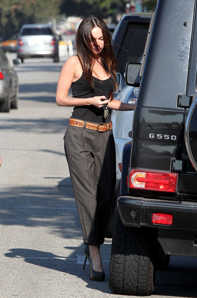 Megan Fox Slacks