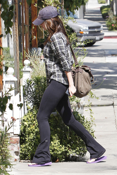 Megan Fox Pants Amp Shorts Looks Stylebistro