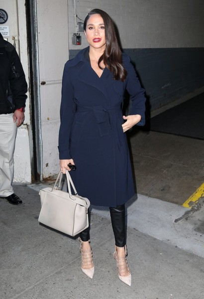 Meghan Markle Trenchcoat Meghan Markle Clothes Looks
