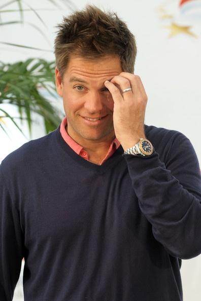 Michael Weatherly Sterling Chronograph Watch