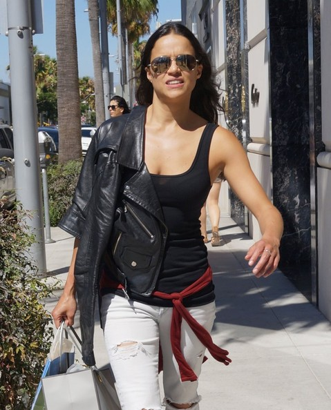 Michelle Rodriguez Sunglasses