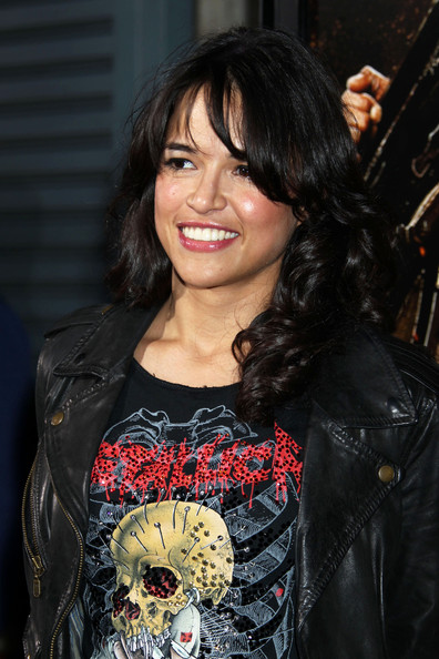 Michelle Rodriguez Hair