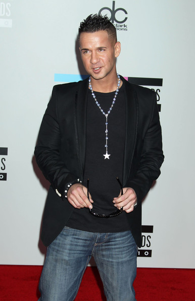 Mike Sorrentino Star Pendant Necklace