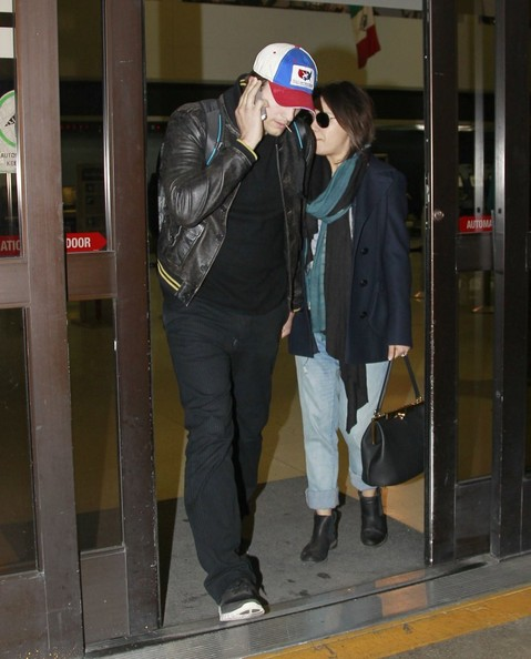 Mila Kunis Ankle Boots []